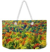 Forest Of Color Weekender Tote Bag