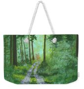 Forest Path 2 Weekender Tote Bag