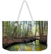 Forest Pool Weekender Tote Bag