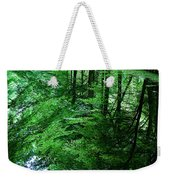 Forest Reflection Weekender Tote Bag