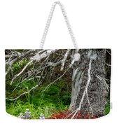 Forest Scene Weekender Tote Bag