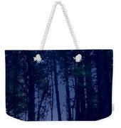 Forest Starlight Weekender Tote Bag