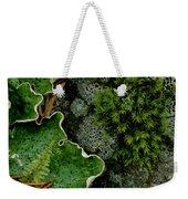 Forest Textures Weekender Tote Bag