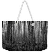 Forest Thru The Trees Weekender Tote Bag