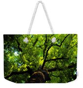 Forest Top Weekender Tote Bag