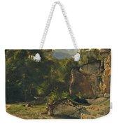 Forest Track. 1855 Weekender Tote Bag