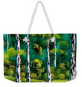 Forest Trail Weekender Tote Bag