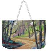 Forest Way Weekender Tote Bag
