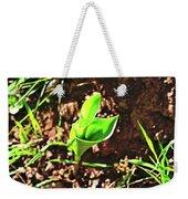 Forest Wildlife Nature Weekender Tote Bag