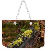 Forest Woods Weekender Tote Bag