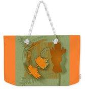 Forever Leaves Weekender Tote Bag