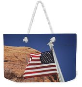Forever May She Wave Weekender Tote Bag