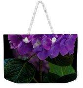 Forever Violet Weekender Tote Bag