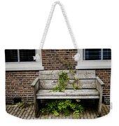 Forgotten Bench Weekender Tote Bag