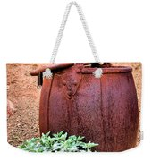 Forgotten Bucket Weekender Tote Bag