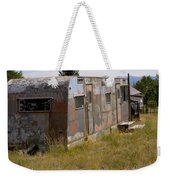 Forgotten Home Weekender Tote Bag