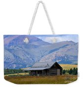 Forgotten Homestead Weekender Tote Bag
