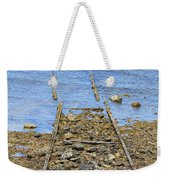 Forgotten Line Weekender Tote Bag by Stephen Mitchell