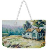 Forgotten Places II Weekender Tote Bag