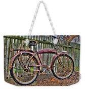 Forgotten Ride 1 Weekender Tote Bag