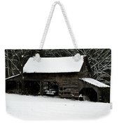 Forgotten Weekender Tote Bag by Valeria Donaldson