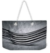 Forks - Antique Look Weekender Tote Bag