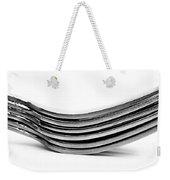 Forks Weekender Tote Bag