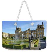Formal Garden Blenheim Palace Weekender Tote Bag by Joe Winkler