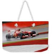 Formula 1 British Grand Prix Weekender Tote Bag