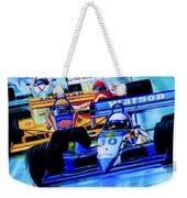 Formula 1 Race Weekender Tote Bag
