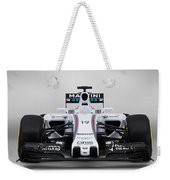 Formula 1 Williams Fw37 Weekender Tote Bag