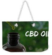 Formula Swiss Cbd Oil Weekender Tote Bag