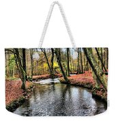 Forrest In The Deep Weekender Tote Bag
