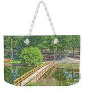 Forrest Lakes Weekender Tote Bag