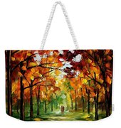 Forrest Of Dreams Weekender Tote Bag