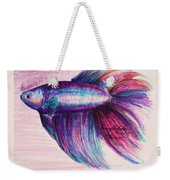 Forrest The Betta Weekender Tote Bag
