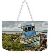 Forsaken Fishing Boat Weekender Tote Bag