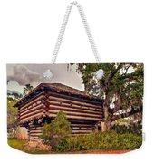 Fort Christmas Florida Weekender Tote Bag
