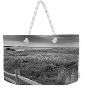 Fort Hill Bw Weekender Tote Bag