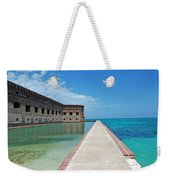 Fort Jefferson Dry Tortugas Weekender Tote Bag