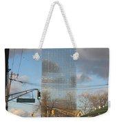Fort Lee Hi Rise Weekender Tote Bag