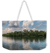 Fort Loudoun Sunset Weekender Tote Bag by Todd Blanchard