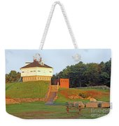 Fort Mcclary, Kittery Point, Maine Weekender Tote Bag