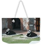 Fort Morgan Mortars Weekender Tote Bag