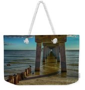 Fort Myers Beach Weekender Tote Bag