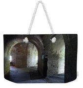 Fort Pickens Corridors Weekender Tote Bag