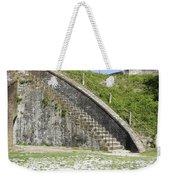 Fort Pickens Stairs Weekender Tote Bag