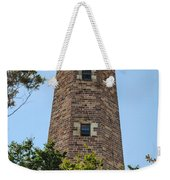 Fort Story Light House Weekender Tote Bag