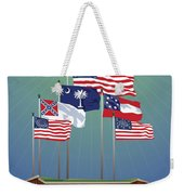 Fort Sumter, Charleston, Sc Weekender Tote Bag