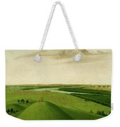 Fort Union, Mouth Of The Yellowstone River, 2000 Miles Above St. Weekender Tote Bag
